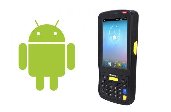 Newland MT65 Beluga IV Android El Terminali